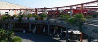 El parque comercial Nassica de Getafe reforma sus instalaciones