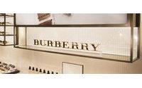 Burberry will Sortiment reduzieren um Wachstumsrückgang aufzuhalten