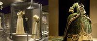Se exponen en México vestidos únicos de Coco Chanel y Frederick Worth