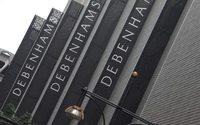 Debenhams exits Australia, will keep online presence