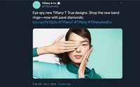 Tiffany removes advert over Hong Kong controversy