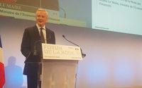 Au Forum de la mode, Bruno Le Maire réagit aux menaces de taxes américaines sur la maroquinerie française