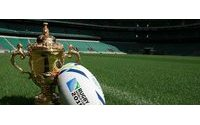 Tissot named official timekeeper for Rugby World Cup