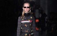 Ночные создания Prada на Неделе моды в Милане