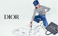 Dior elige a Sasha Pivovarova como su nueva musa