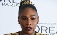 Serena Williams préparerait une marque de cosmétiques