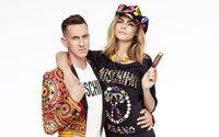 Jeremy Scott et Cara Delevingne fondent pour Magnum x Moschino