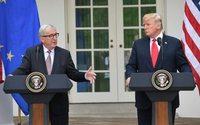 Trump and Juncker defuse USA-EU tariff row