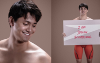 Speedo announces deal with Singaporean swimmer Joseph Schooling