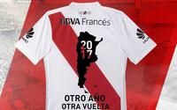 River Plate desvela su nueva camiseta de Adidas para celebrar la Copa Argentina 2017