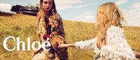 クロエが最新広告ビジュアル公開 イネス&ヴィノードが撮影