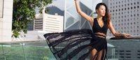 M Missoni sceglie la Web Influencer Tina Leung per la collezione Pre-Fall 2015