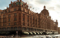 Harrods plans £200m store and web revamp