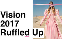 Geraldine Wharry: Vision 2017- Ruffled Up