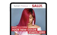 Sally Beauty shoppers can now test out new hair colors virtually