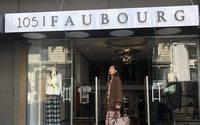 Le 105 Faubourg, nouvelle destination shopping rue du Faubourg Saint-Honoré