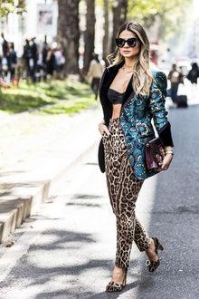 Street Fashion Milan N336