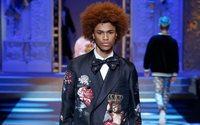 El desfile Royalty'n'Roll de Dolce & Gabbana en Milán