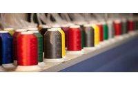 Exportações têxtil e de vestuário sobem 3,5% até agosto para 3.250 ME
