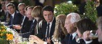 MFW: Il premier Matteo Renzi 'seduto al tavolo' dei grandi della moda