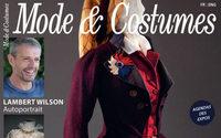 "La revue ""Mode et costumes"" tisse sa toile"