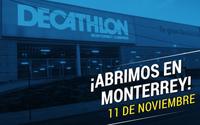 Decathlon desembarca en Monterrey