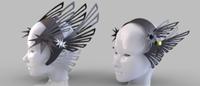 Julien Fournié : des accessoires couture modélisés et imprimés en 3D