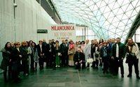 РАФИ организовала поездку 70 российских байеров на Milano Unica