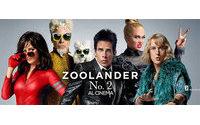 """NYFW:  Ben Stiller e il cast di """"Zoolander 2"""" sfilano tra le modelle"""