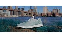 AdidasxParley for the Ocean'tan ilk ayakkabı