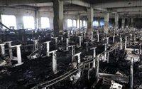 Завершены выплаты семьям пострадавших от пожара на фабрике Tazreen в Бангладеш