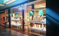 Apart alcanza las 20 tiendas en España con una apertura en Madrid