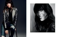 Lou Doillon unveiled as the face of J Brand for Fall 2016