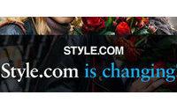 Style.com превратится в платформу e-commerce