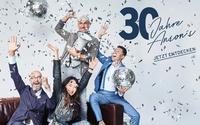 Anson's holt zum 30. Geburtstag mehr Luxusmarken in die Stores