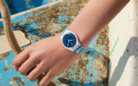 Swatch opens St Pancras pop-up, offers 240 styles with quick and easy shopping
