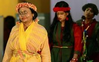 Bangladesh acid survivors hit catwalk to fight discrimination