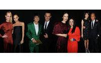 Die Gewinner der British Fashion Awards 2012