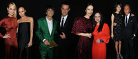 British Fashion Awards 2012: Kazananlar kulübü