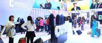 Brasileiros satisfeitos com feira calçadista na China