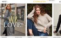 Der Versender Conleys wird eingestellt