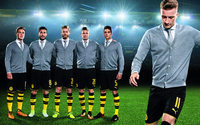 Olymp setzt Kooperation mit Borussia Dortmund fort
