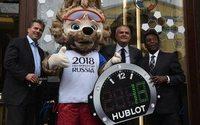 Hublot ha inaugurato un negozio al Metropol di Mosca a un anno esatto dalla Coppa del Mondo di calcio