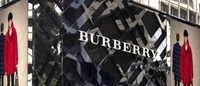Burberry shares slide on lower 2016 outlook