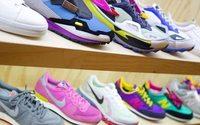 Sneaker- und Turnschuhboom treibt Umsätze an