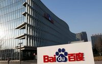 China's Baidu tops revenue and profit estimates, shares rise