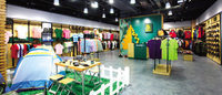 2014年运动用品零售研究报告 集合店坪效最高