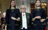 El diseñador Pierre Cardin abrirá la 080 con la obra 'Dorian Gray. La bellezza non ha pietà'