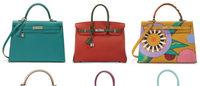 В Москве пройдет выставка редких сумок Hérmes