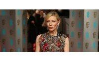 Stars show off their fashion flair on the BAFTA red carpet